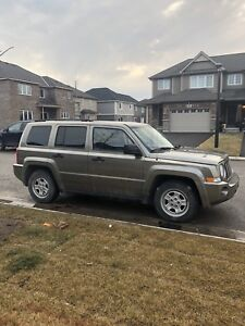 2008 Jeep Patriot North edition *AS IS* Fixer Upper