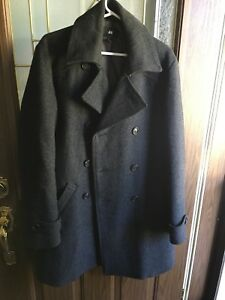 Men's dress winter coat