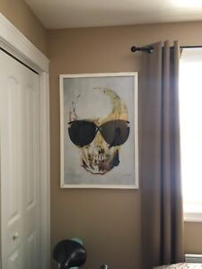 Wall picture. Bought at winners