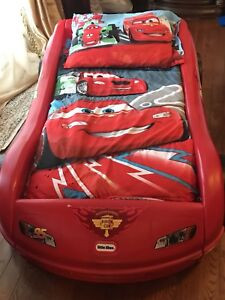 Brand new kids car bed