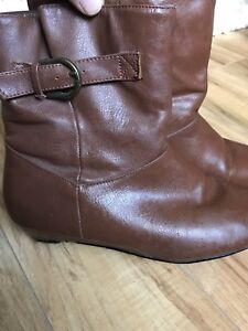 Women's Fall Brown Boots