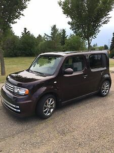 2010 Nissan Cube KROM Edition