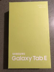 Never Used Samsung Galaxy Tab E 8""