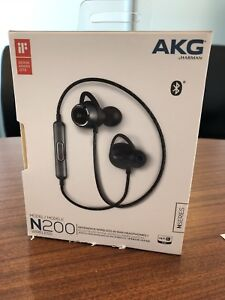 AKG N200 Wireless bluetooth earbuds