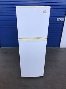 Fridge freezer - LG 234L frost free (Delivery Available) Brompton Charles Sturt Area Preview