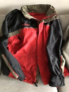 Winter Coat Ski Jacket Work Coat 3 in 1