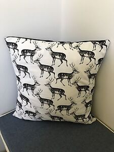 Deer/Stag Cushion cover and soft insert cushion Gumdale Brisbane South East Preview