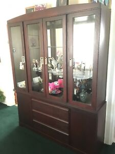 Oma's Hutch / China cabinet