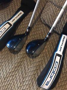 Cobra Baffler Hybrids 4 and 5.