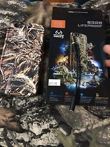 iPhone 6 Realtree lifeproof case