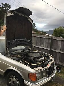 81 Mercedes 280s Montrose Glenorchy Area Preview