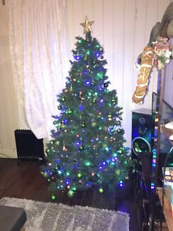 """8"""" Christmas tree free delivery Grafton quality!"""