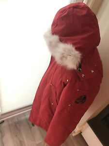 BRAND NEW Moose Knuckle Mens  Jacket few years  old collection