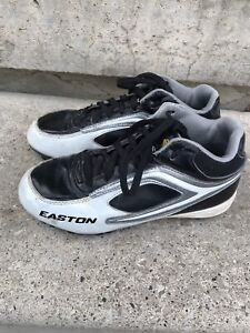 Easton Youth Baseball Cleats Size 4