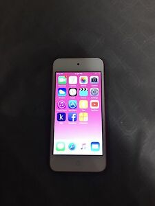 iPod touch 6th gen 16gb pink