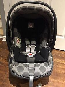 Peg Perego infant car seat primo viaggio sip 30-30, siege bebe