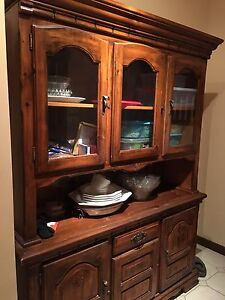 Antique Hutch Pantry Cabinet