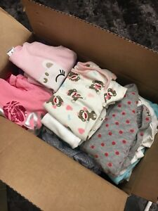 6M/9M/6-12M Girls Lot - Over 50 Pieces, some new!
