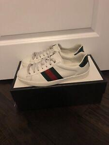 Gucci aces size 10