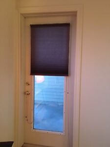 Fabric Cellular Patio Door Blind