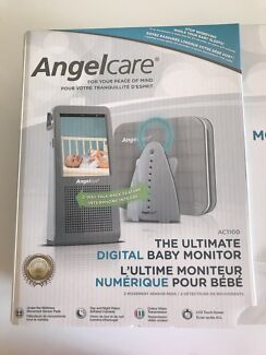 Angelcare  AC1100 video, sound and movement monitor