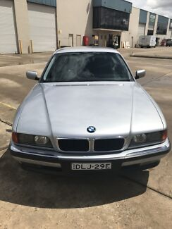 BMW 730il Green Valley Liverpool Area Preview