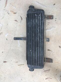 Gq front mount intercooler