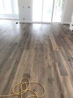 Hardwood Installer wanted