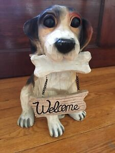 Welcome Dog Beagle New Home