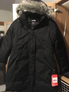 North Face woman's Arctic Parka $250