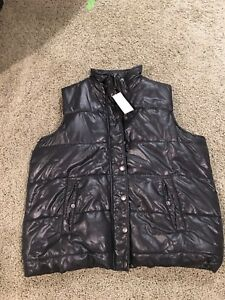 Woman's Maternity Vest Size Large New with Tags