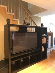 IKEA tv stand and tv shelf TV entertainment unit