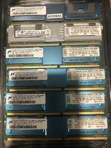 DDR2 ECC Server RAM 2GB and 4GB