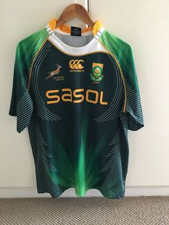 South African Rugby Jersey Other Sports Fitness Gumtree