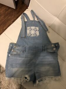 Justice overalls