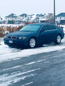 BMW 7 Series Automatic