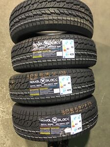 NEW WINTER 225/65/R16 TIRES