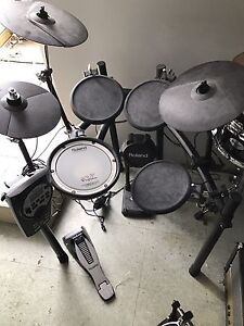Roland V-Drum Electronic Drum Kit