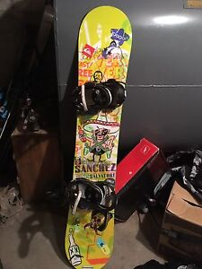 Salamon Snowboard