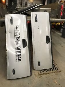 TAILGATES for 2002 Ford f250