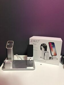Phone, watch and AirPod stand