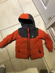 Spyder size 5 winter jacket