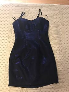 Guess dress with removable straps