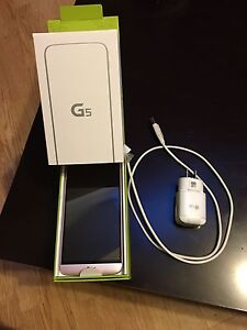 LG G5 in excellent condition
