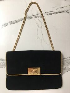 Michael Kors Suede Clutch