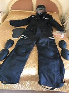 Motorcycle Waterproof Riding Gear Size Medium Fairfield Heights Fairfield Area Preview