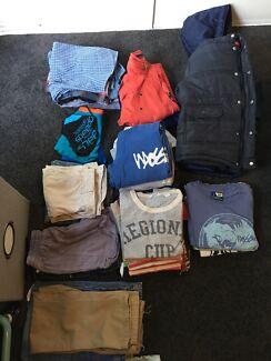 Branded Boys clothes bundle size 4 & 5