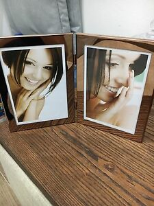 Copper photo frame twin Mount Lewis Bankstown Area Preview