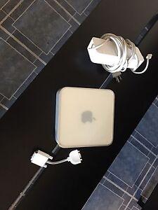 Mac mini great working OS X 10.5