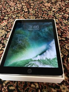 iPad Air 2 64GB Wifi+Cellular, Space Gray, in excellent condition